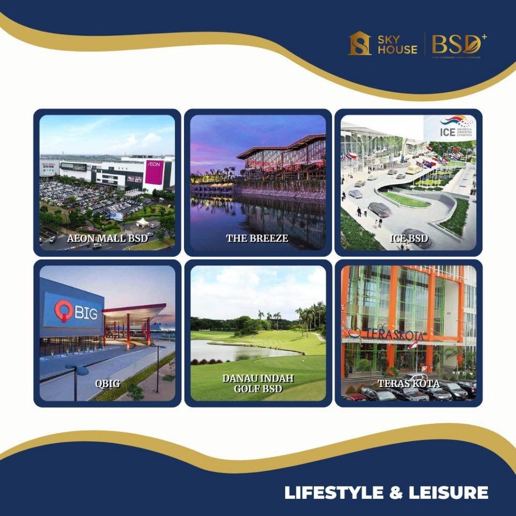 Area Sekitar - Apartemen Sky House BSD Tangerang (3)