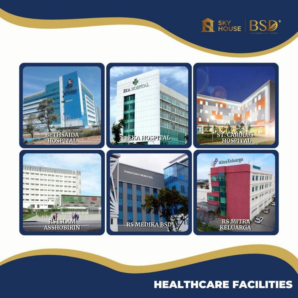Area Sekitar - Apartemen Sky House BSD Tangerang (4)
