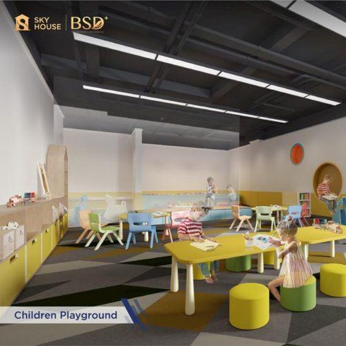 Fasilitas-Children-Playground-Apartemen-Sky-House-BSD