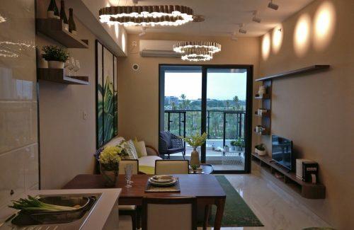 Show Unit Apartemen Sky House BSD+ Tangerang (1)