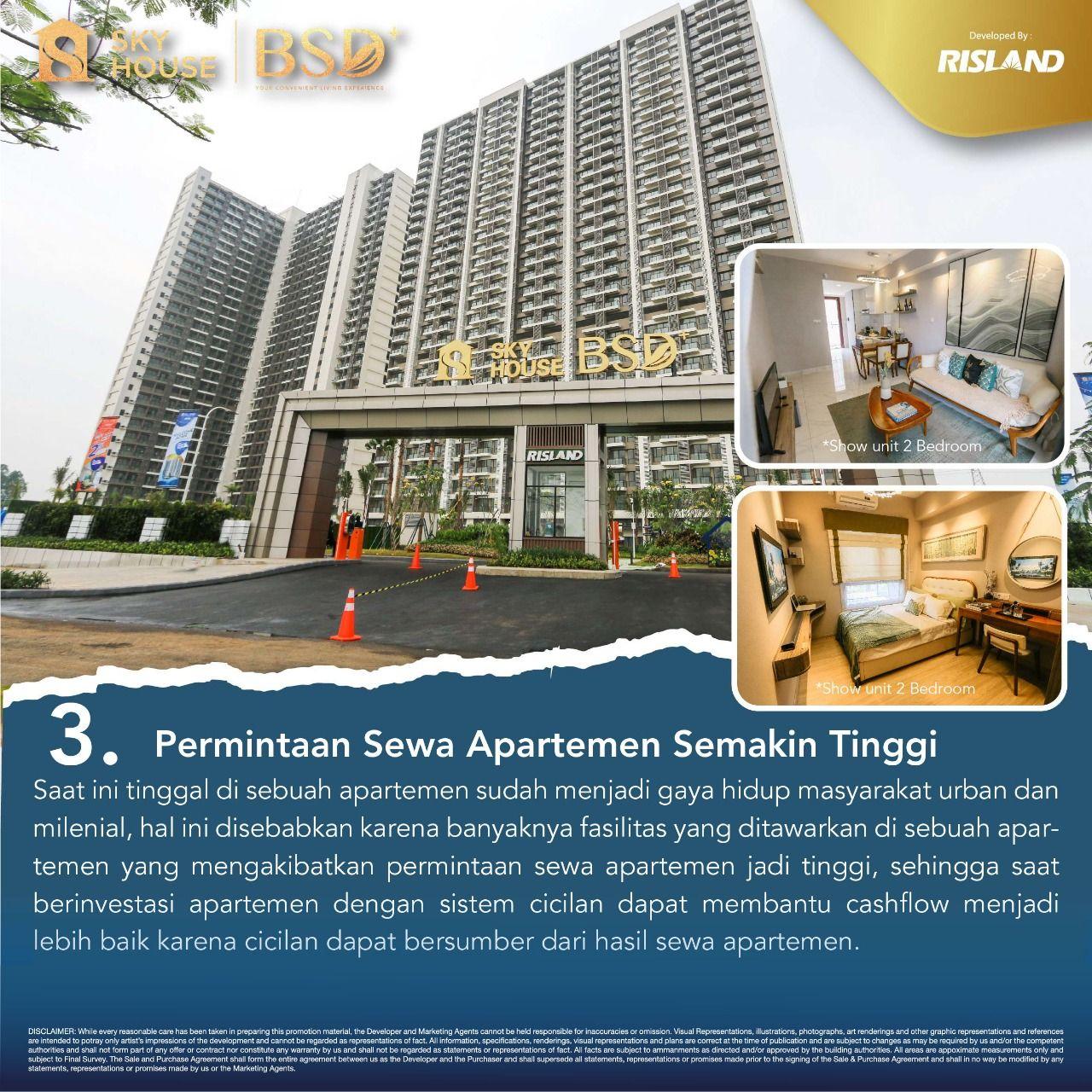 Banner Info Keuntungan Apartemen Skyhouse BSD (4)
